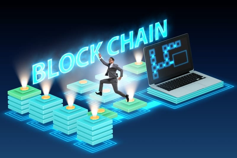 blockchain energy sector