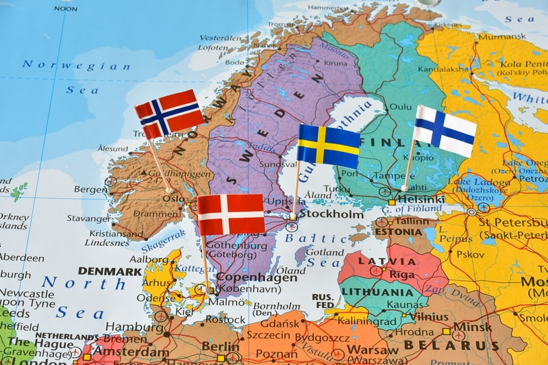 Crypto in the Nordic countries: where does each nation stand?