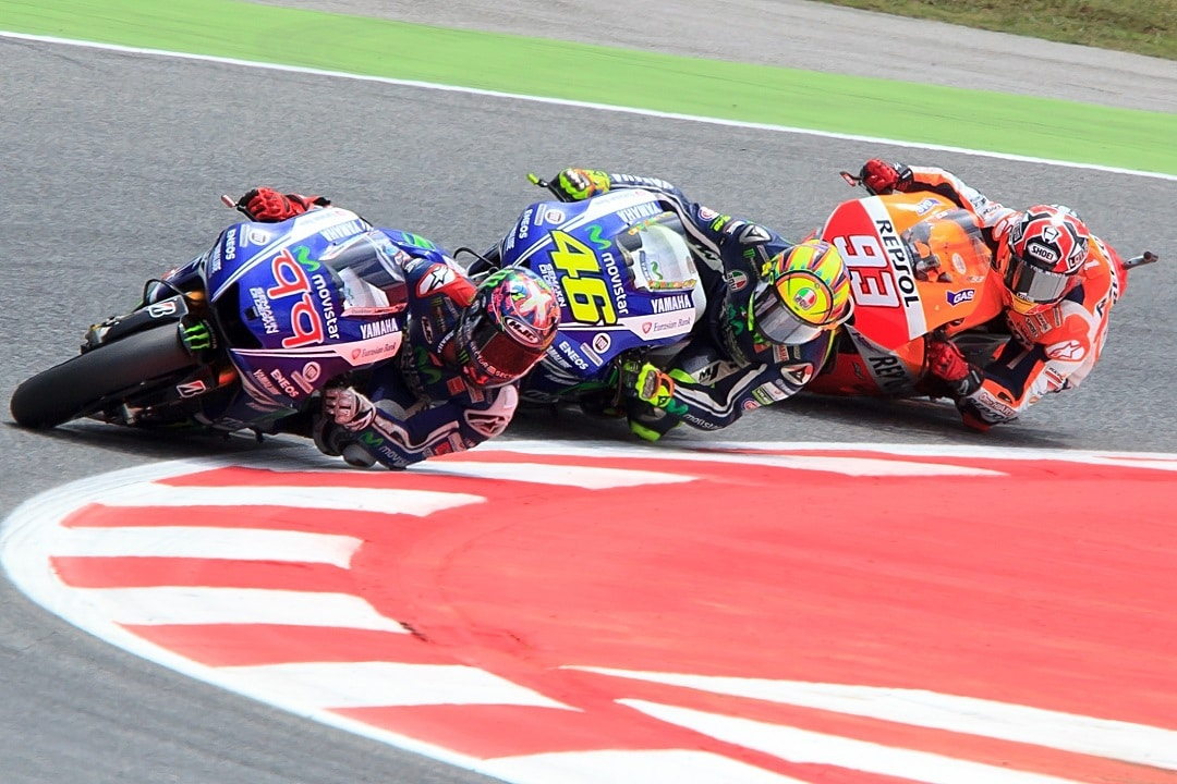 MotoGP Manager: Here comes the game based on blockchain