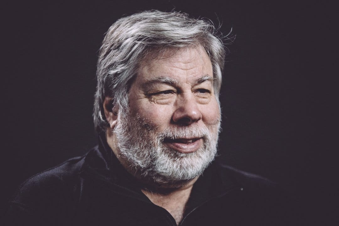 Steve Wozniak bets on the blockchain with Efforce