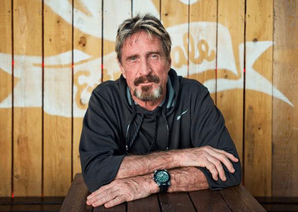 McAfeeDex: Guide to John McAfee's decentralised crypto exchange
