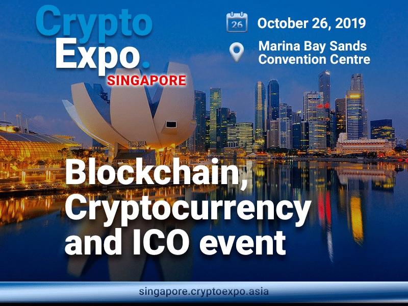 Crypto Expo Asia 2019: a new event