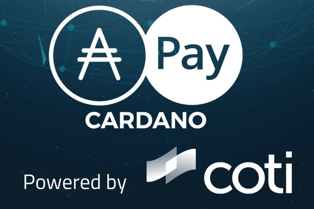 Cardano: a partnership with COTI for ADA payments
