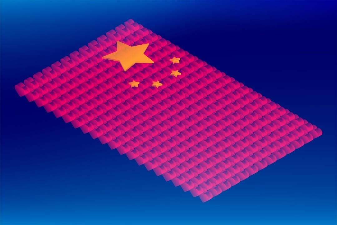 Blockchain technology arrives in China