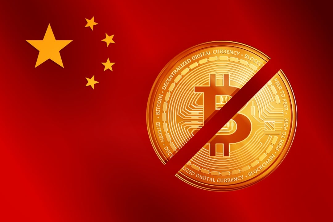 China: the ban does not stop over-the-counter crypto trading
