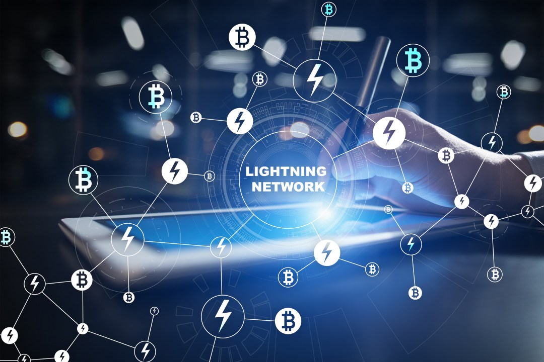Lightning Network arrives on Electrum Wallet