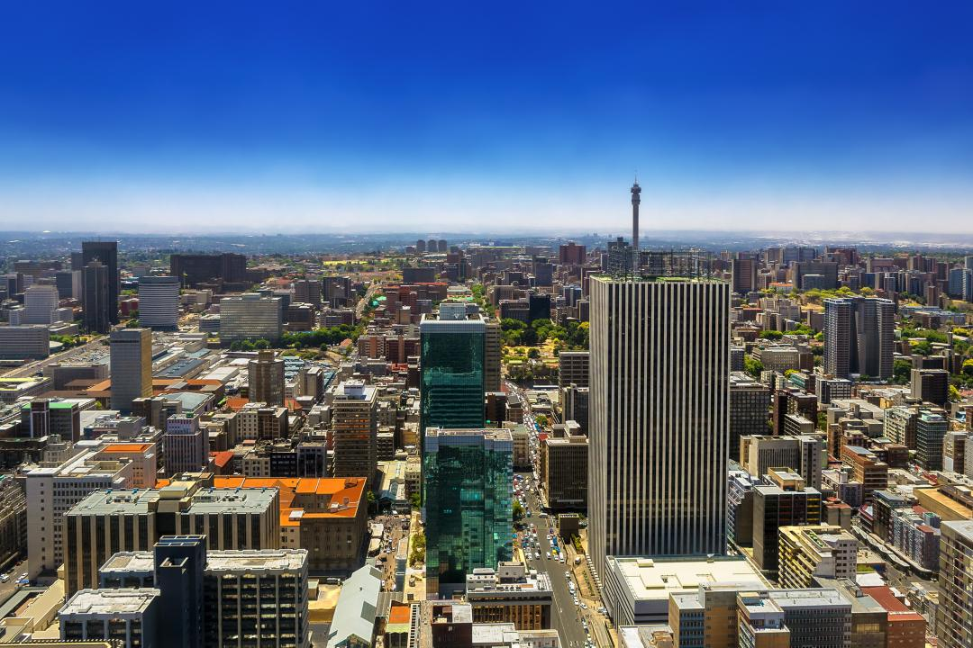 Cyber attack in Johannesburg. Ransom requested in BTC