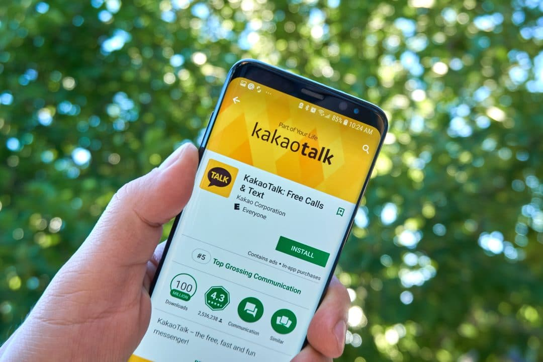8 new service partners join Klaytn of Kakao