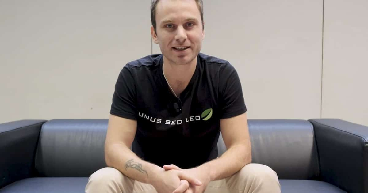 "Paolo Ardoino, Bitfinex: ""We truly believe in decentralisation"""