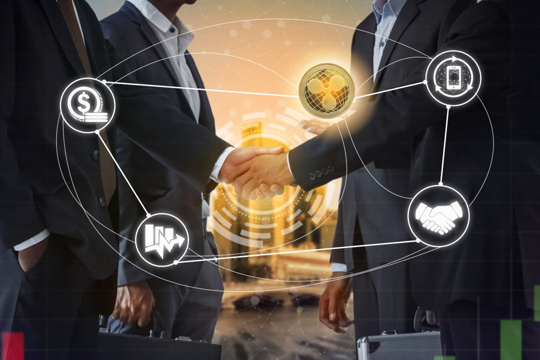 Ripple makes 30 deals per week with banks