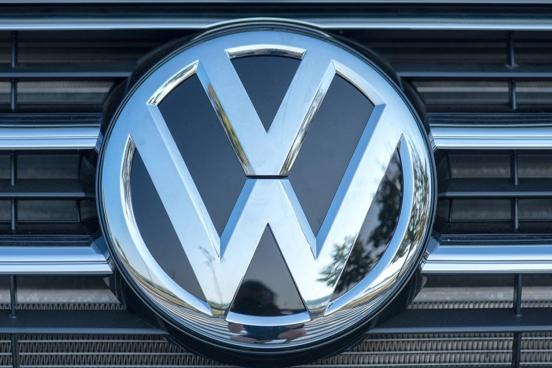 Volkswagen and a blockchain system for tracking minerals