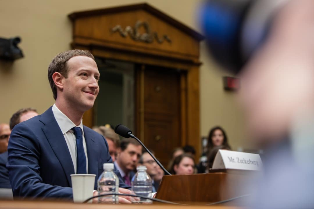 Zuckerberg at the US Congress: Libra is not a threat