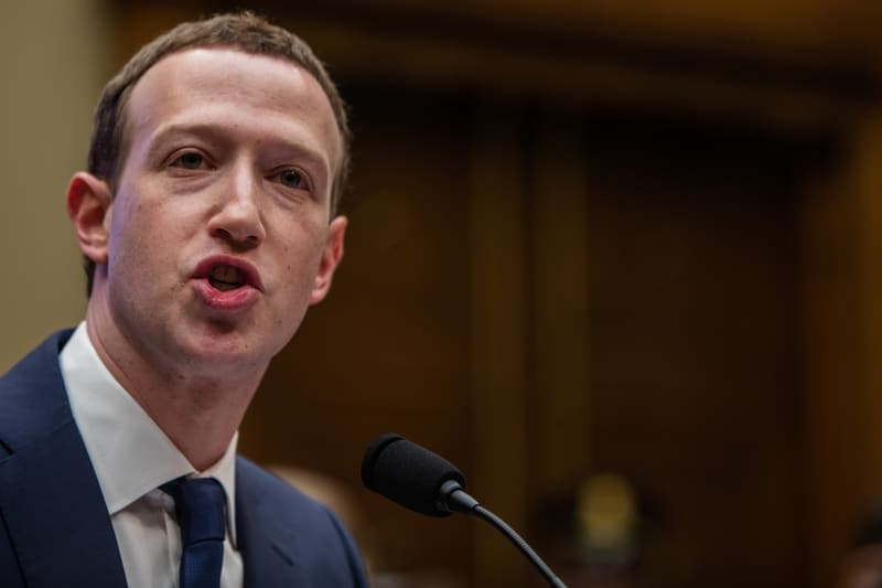 Zuckerberg to speak about Libra to the US House Committee on Financial Services