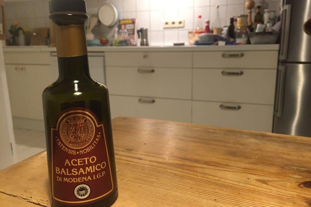 Balsamic vinegar from Modena arrives on the blockchain