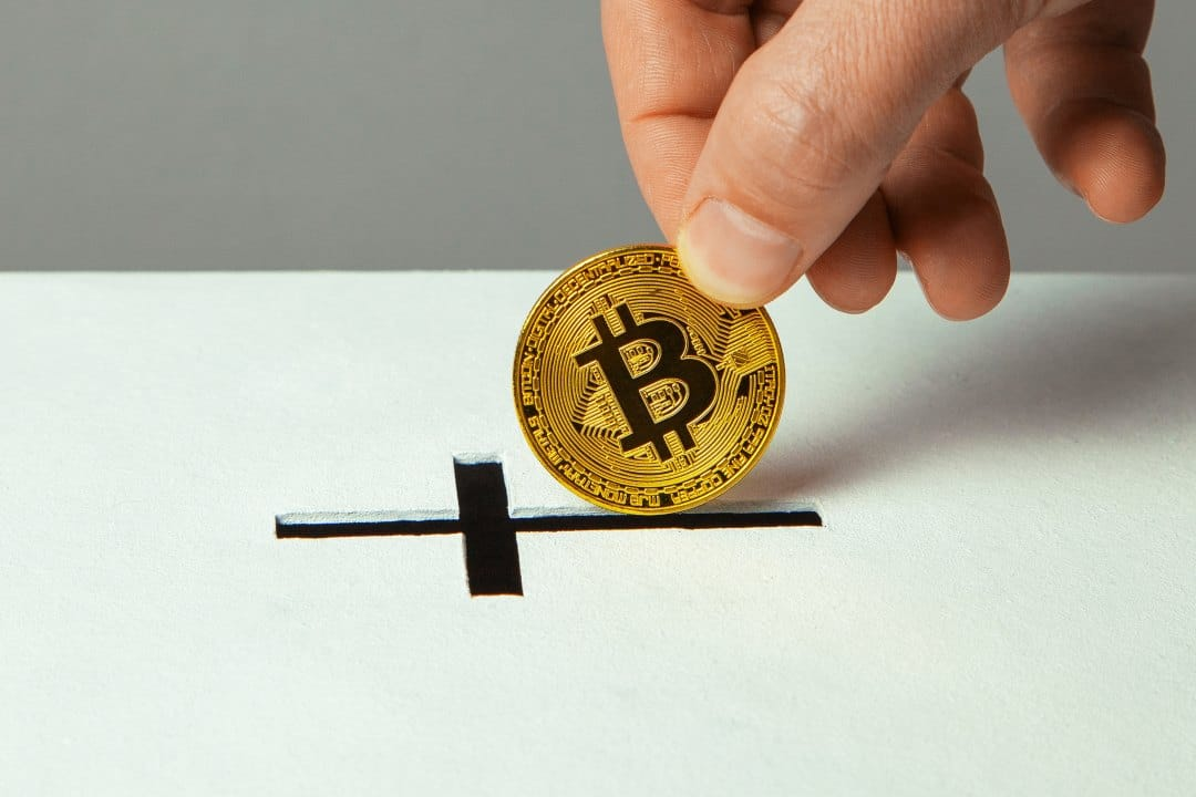 Buy a church and pay in bitcoin