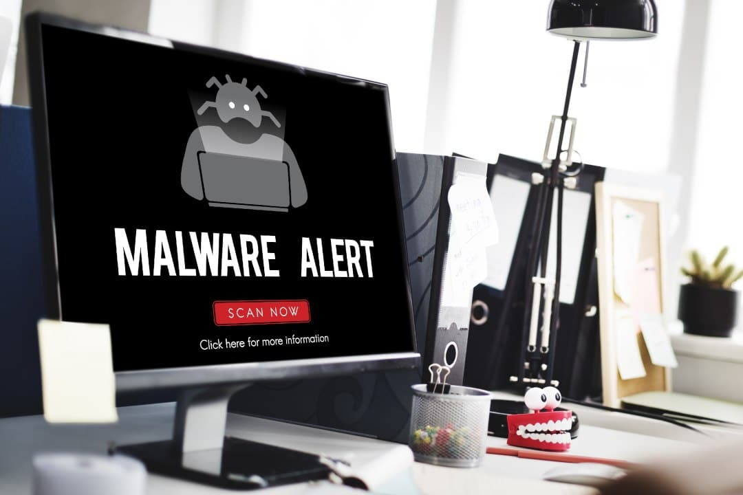 Crypto malware attacks on WordPress and airports