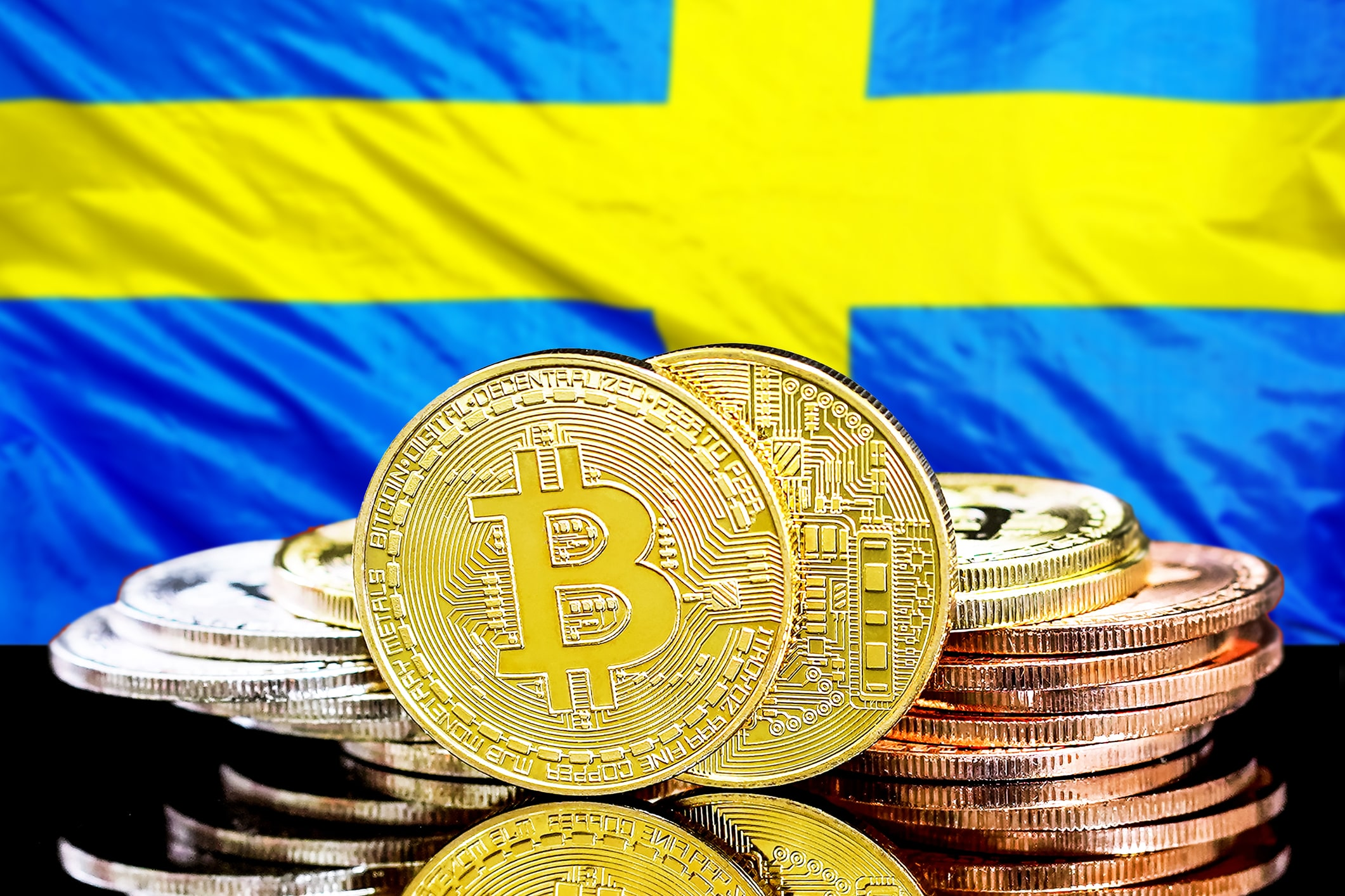 Sweden: Kronofogden auctioning bitcoins