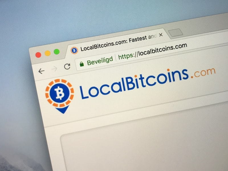 LocalBitcoins: volumes down because of KYC