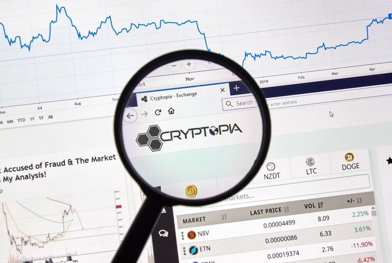 Cryptopia: the funds gone missing have been traced