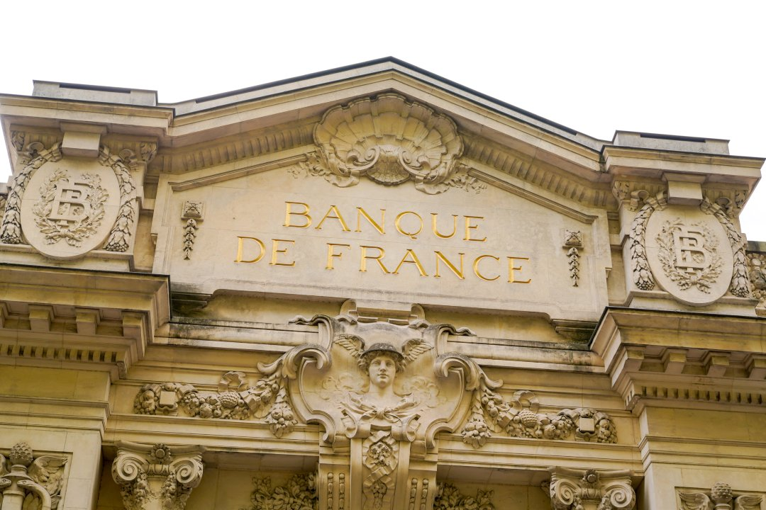 The French central bank wants to use the blockchain