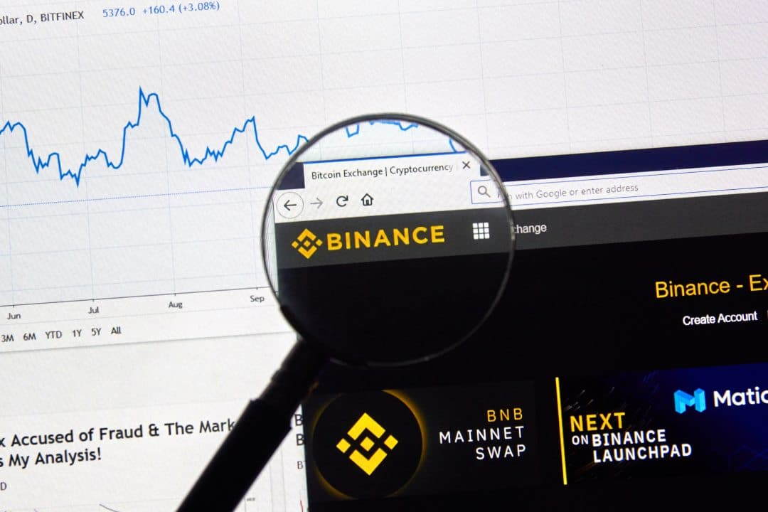 Binance in partnership with TravelbyBit