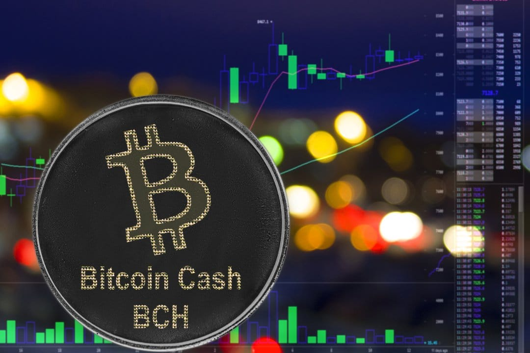Bitcoin Cash, the price is close to 300 dollars waiting for the fork