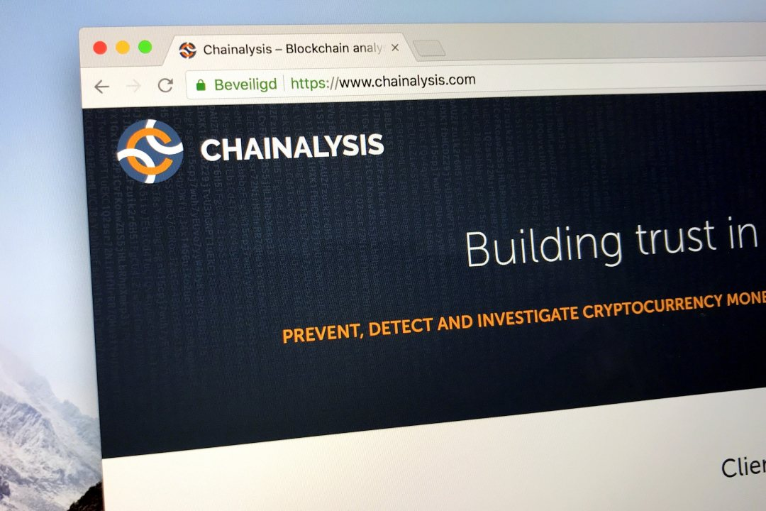 Chainalysis Kryptos, identifying risks related to cryptocurrencies
