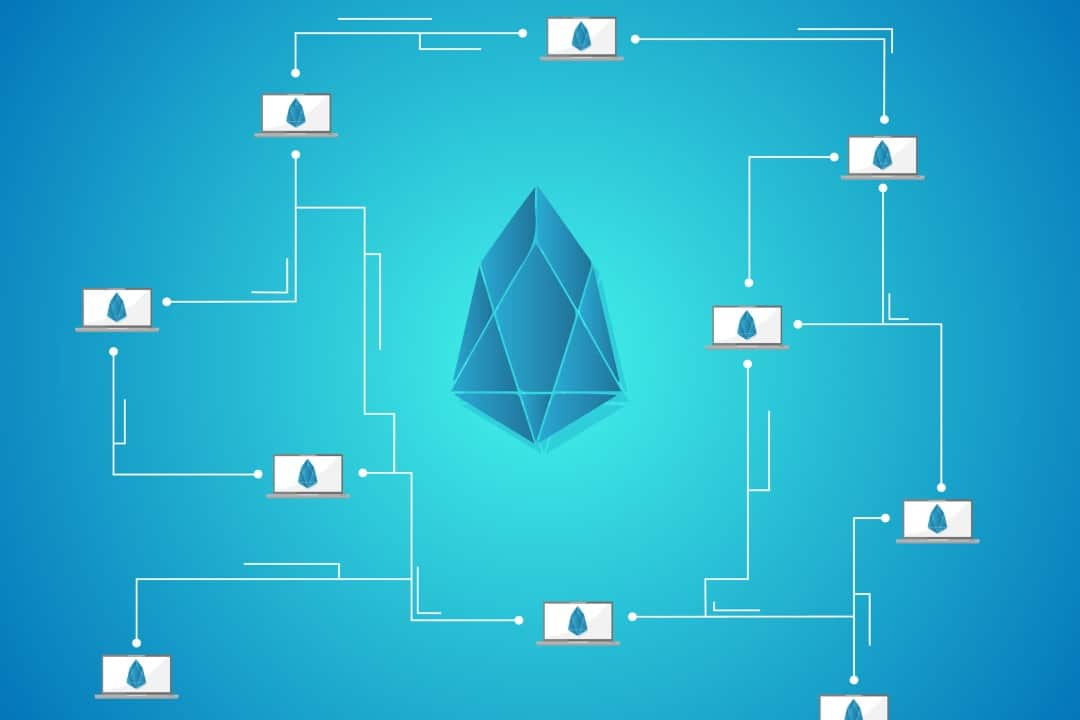 EOS: transactions per second on the rise