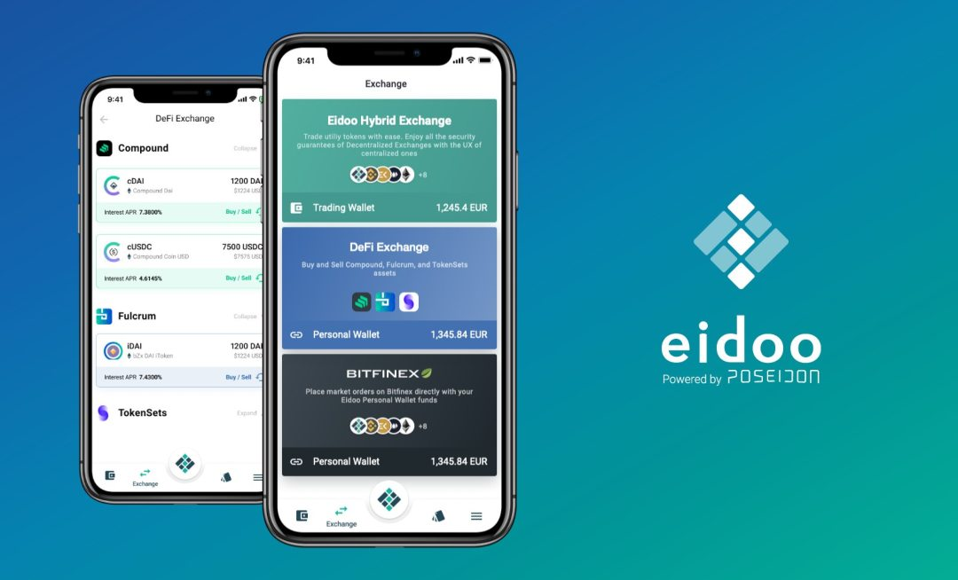 A short guide to the Eidoo wallet and exchange