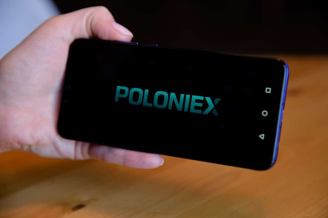 TRON: a partnership with Poloniex