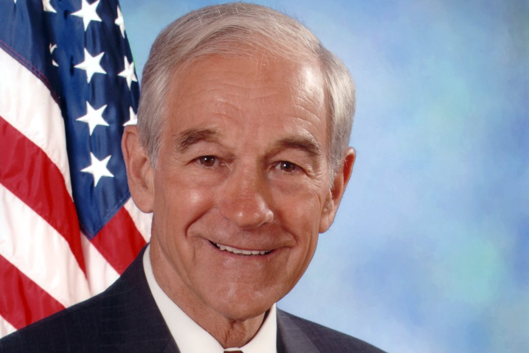 Ron Paul and his interest in crypto