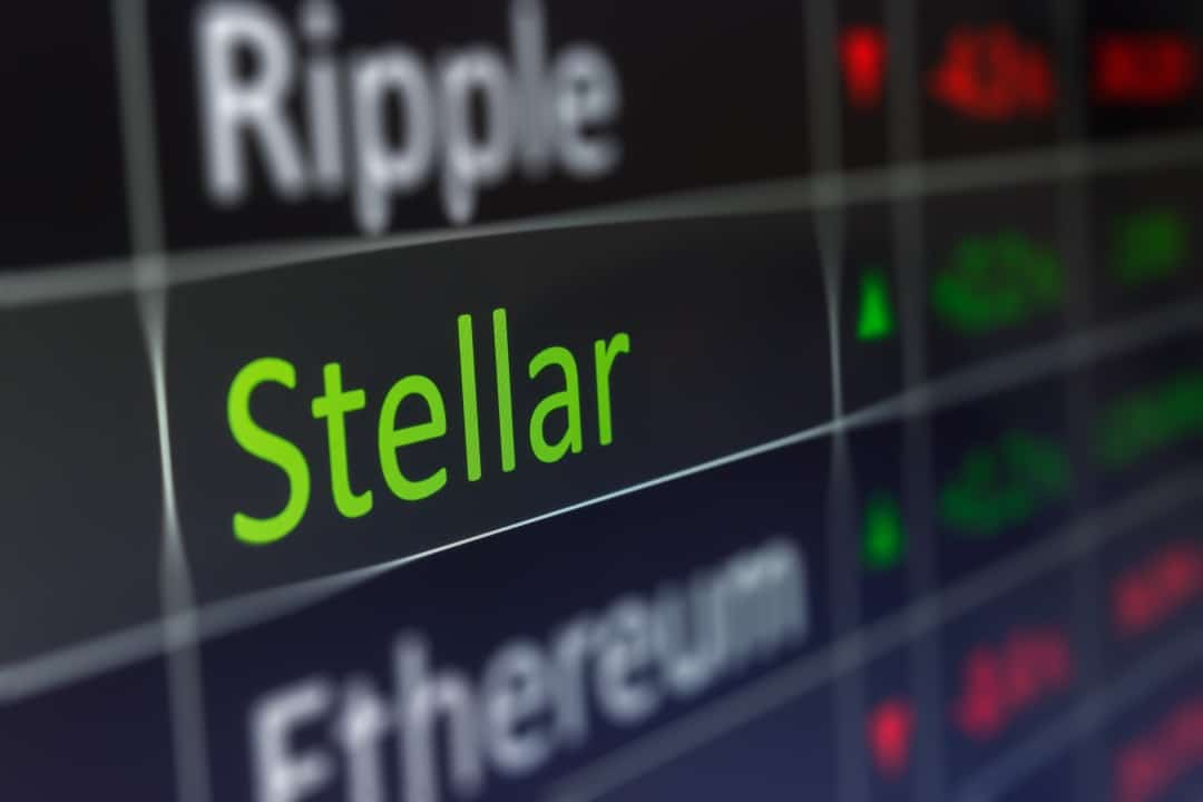 Stellar, the token burn drives the price of XLM up +25%