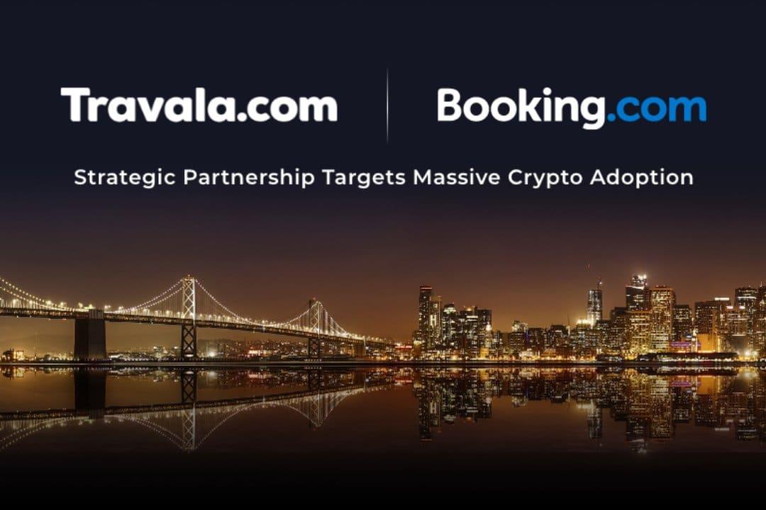 Travala and Booking.com united for tourism