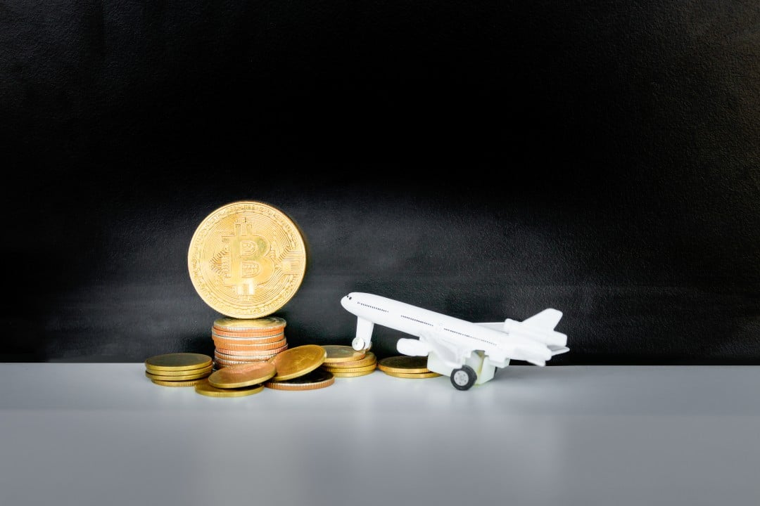Alternative Airlines accepts payments in cryptocurrencies