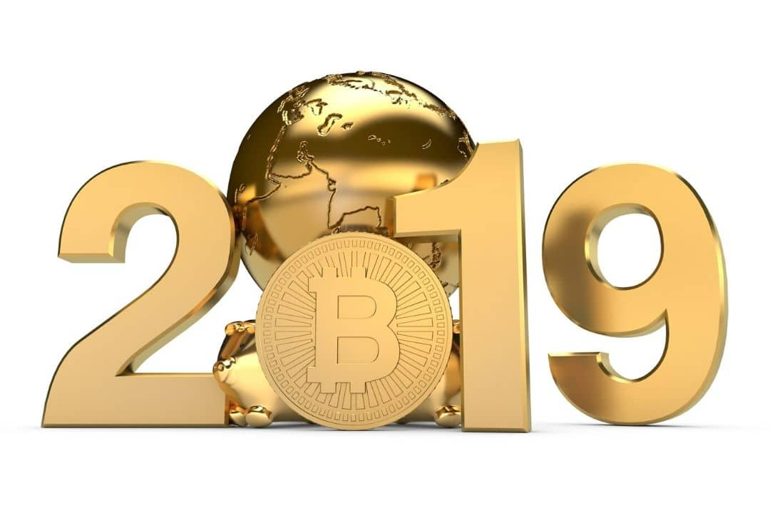 What will be the price of bitcoin at the end of 2019?