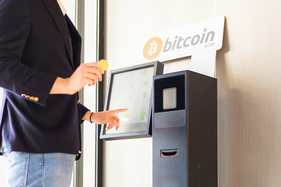 Record: Bitcoin ATMs are now 6000