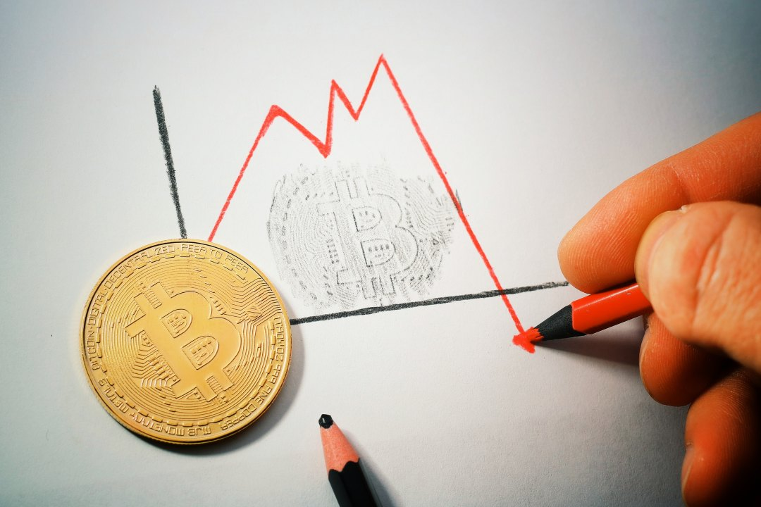 Why is the price of Bitcoin falling?