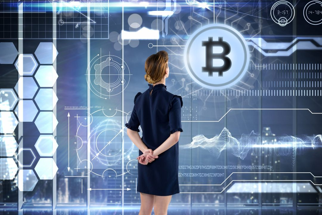 Talking about bitcoin on a first date? Women's reactions