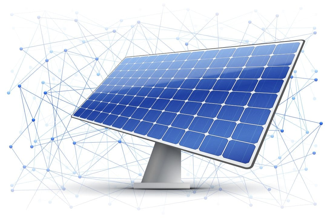 Renewable energy and blockchain