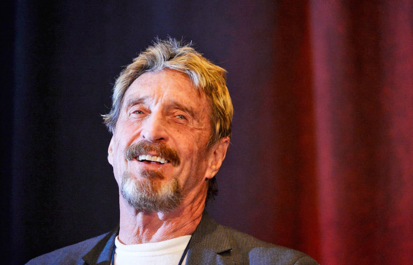 McAfee announces support for TRON in his DEX