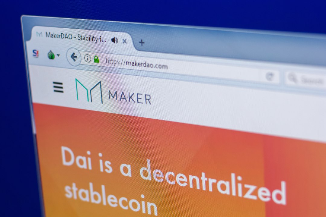 The top 10 DeFi users of MakerDAO