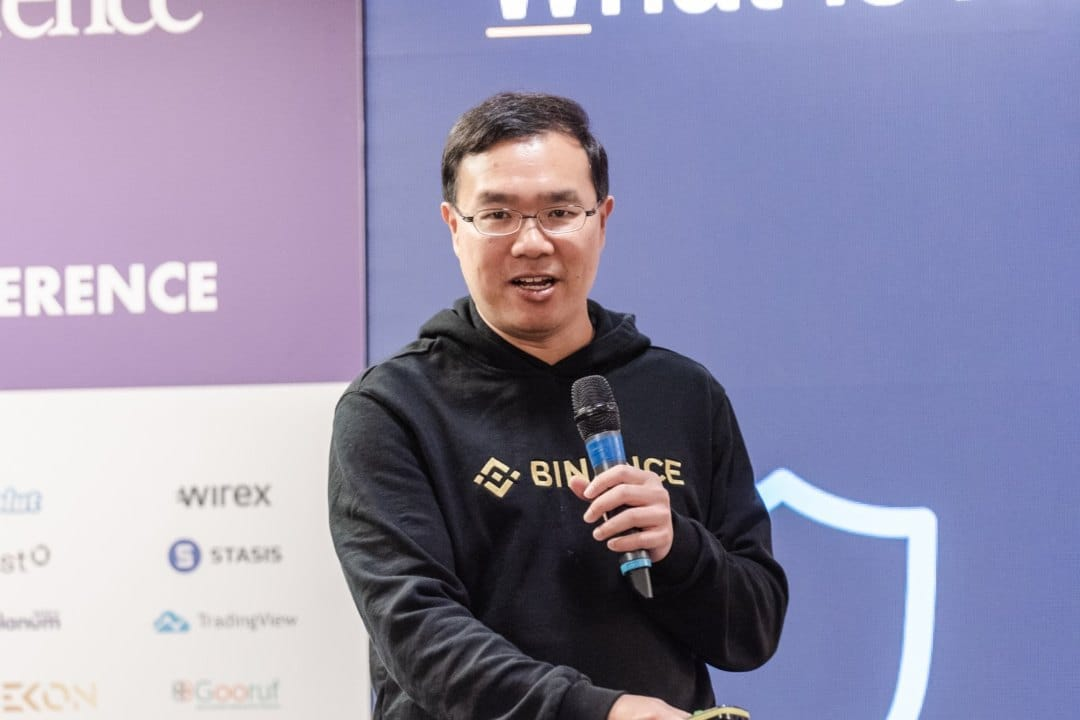 "Teck Chia, Binance: ""The blockchain is compatible with regulation"""
