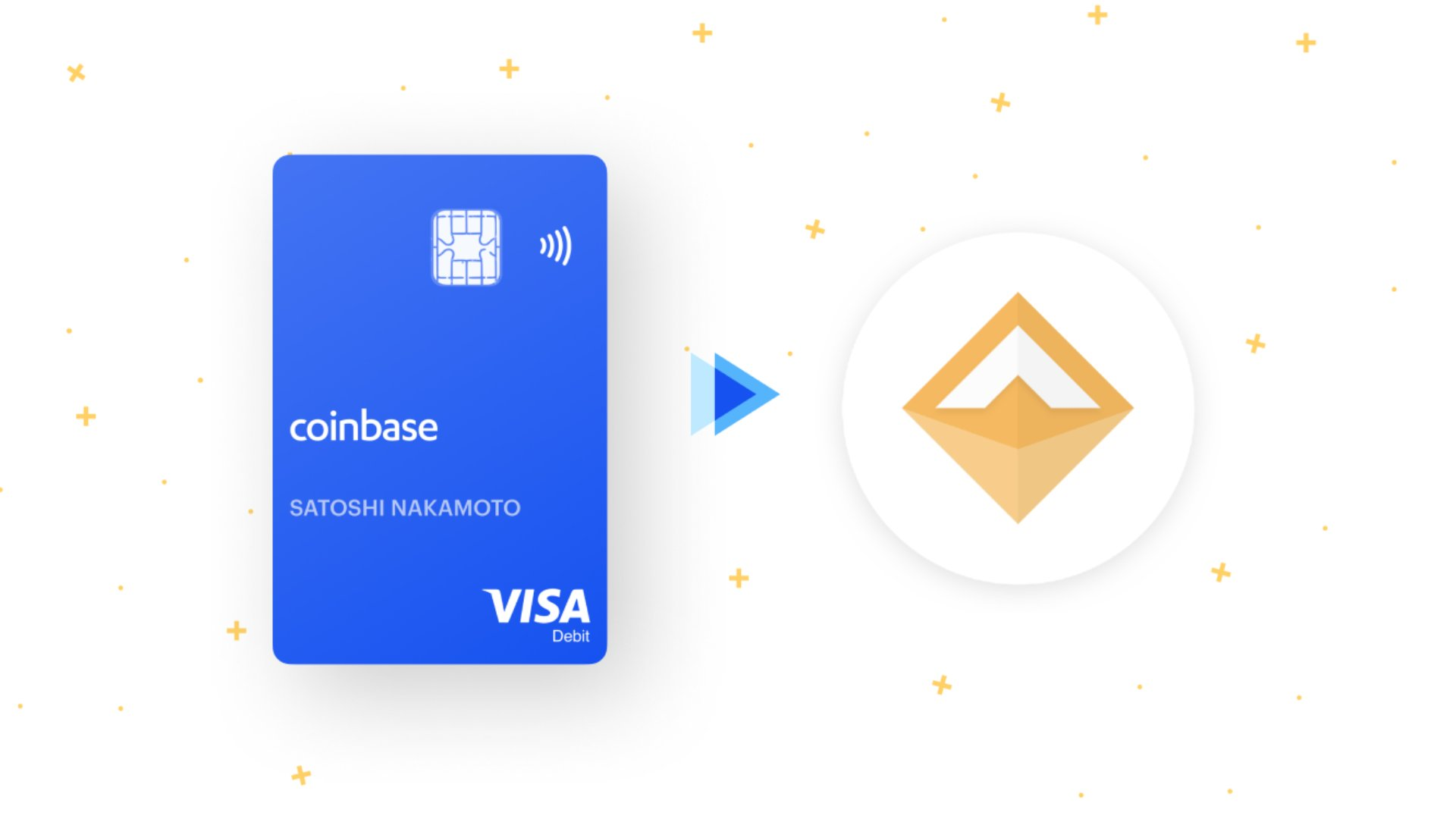 Coinbase Card adds support to DAI