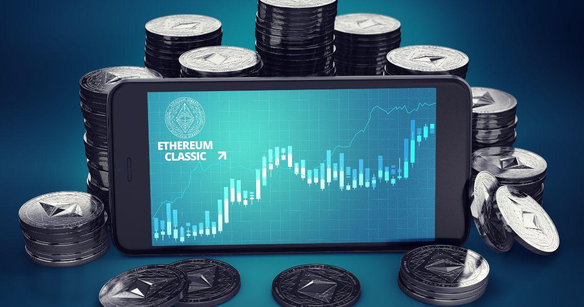 ETC price today