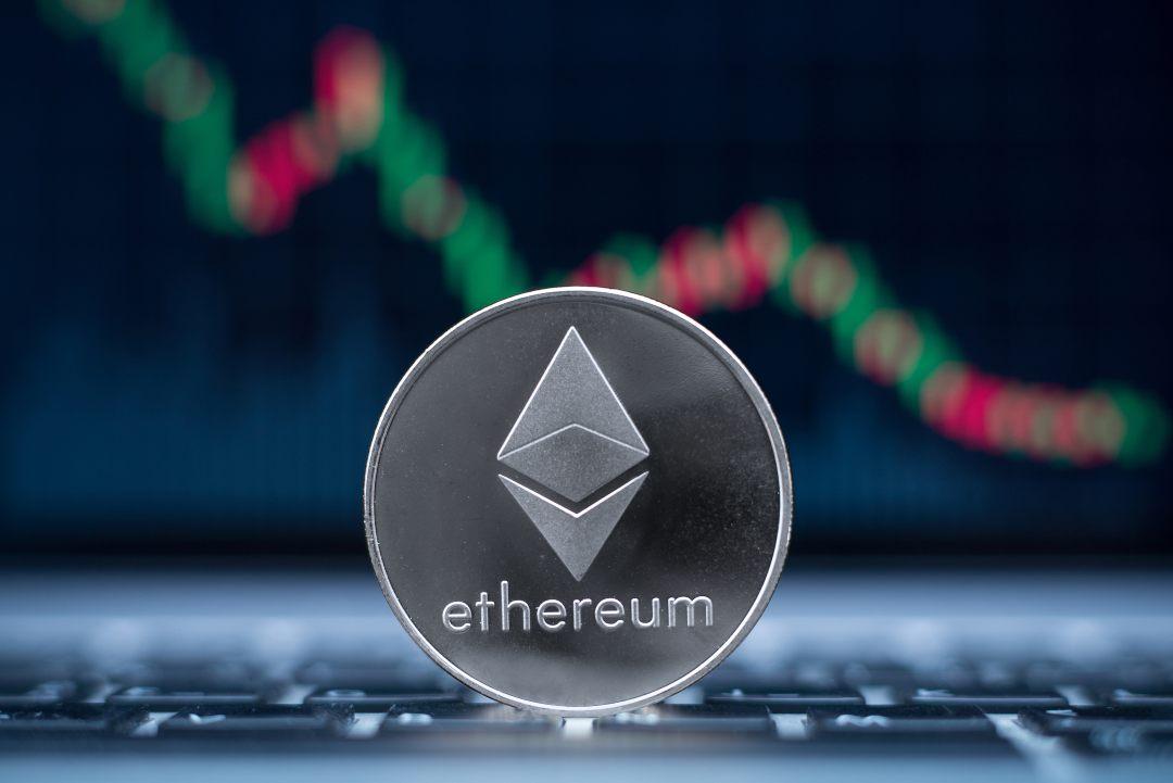 Ethereum drop in price