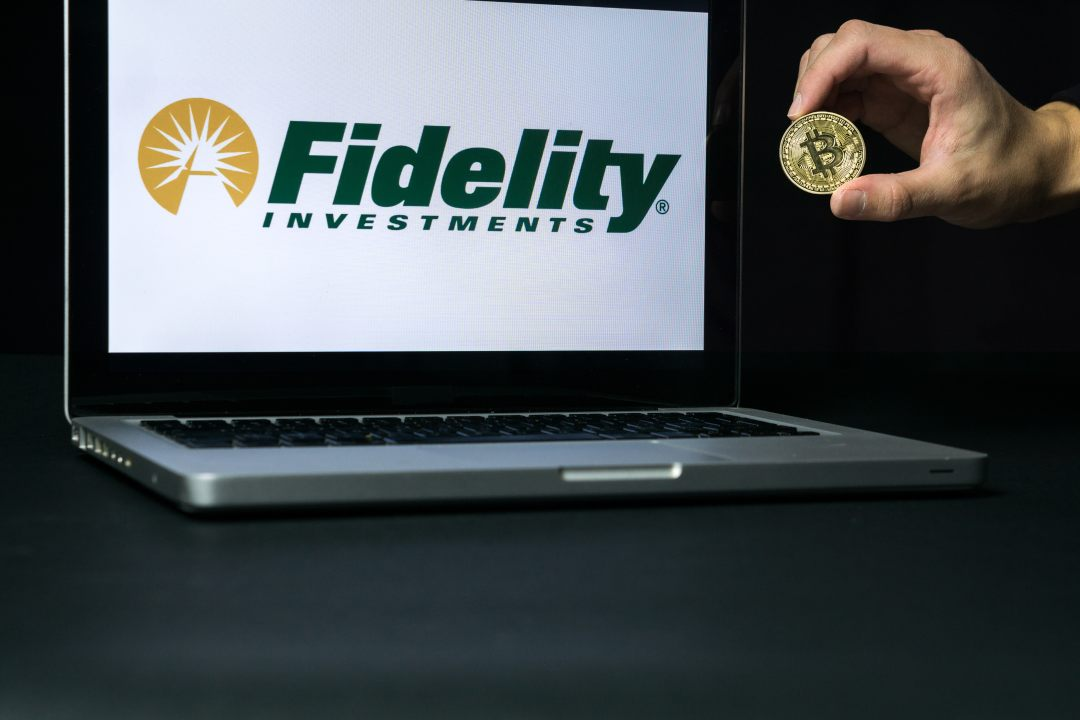 Fidelity offering cryptocurrency services also in Europe