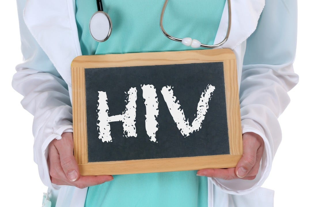 HIV test goes on the blockchain