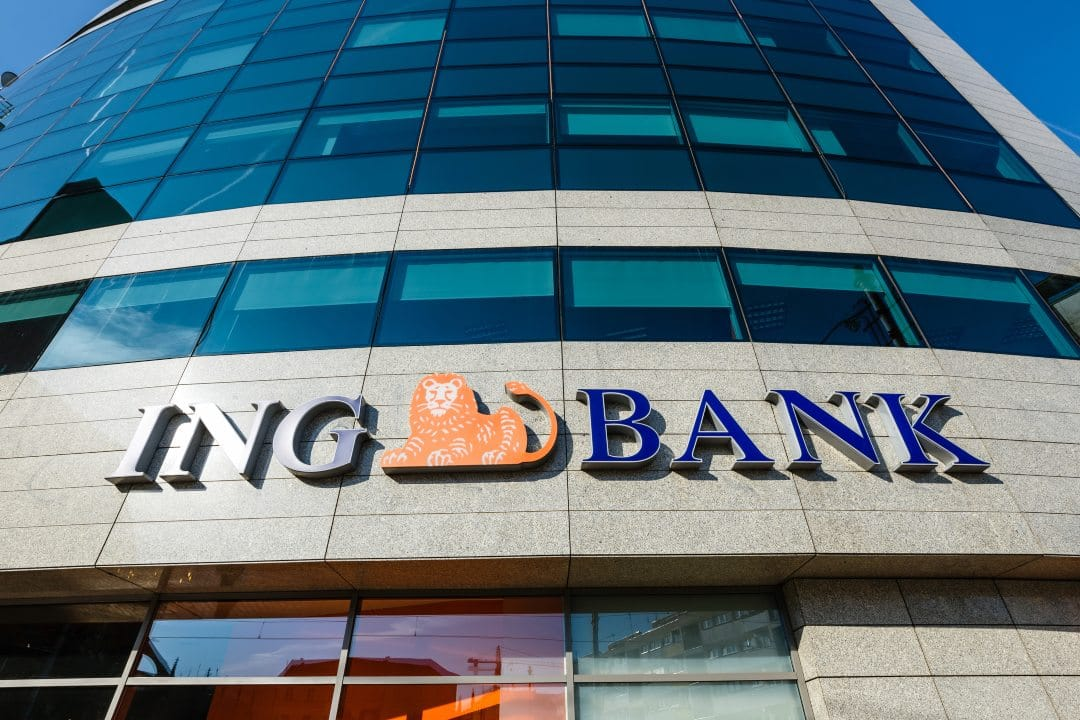 Holland: banking giant ING is working on crypto custody services