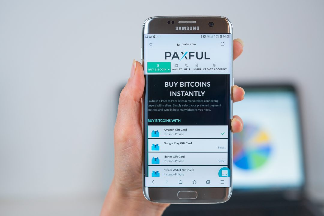 Paxful: the platform script has already been cloned