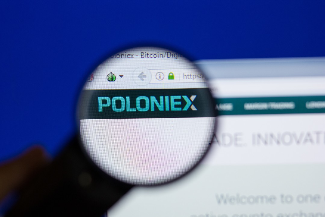 Poloniex and the deleted tweet related to TRON
